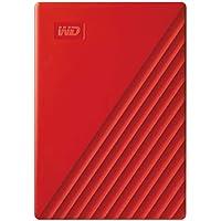 Western Digital My Passport 4TB USB 3.2 Portable External Hard Drive