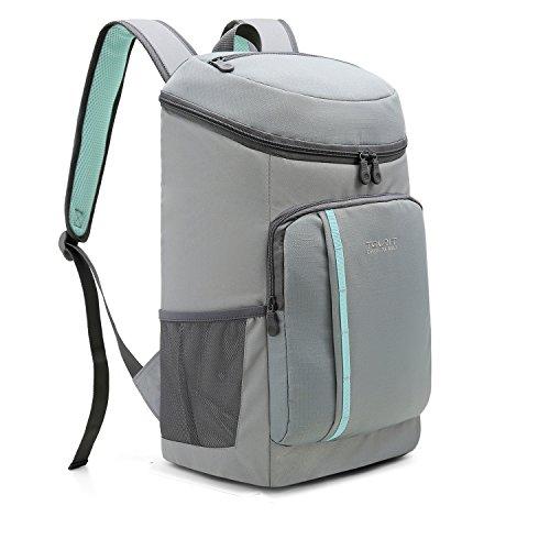 TOURIT Sac à dos isotherme isolé 30 canettes Sac à dos léger avec sac...