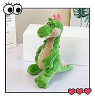 ドイツNICIフライングドラゴン人形ぬいぐるみ覇王ドラゴン人形男の子ギフト人形人形 (A2,30cm)
