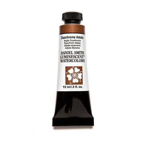 Daniel Smith Luminescent Watercolor 15ml Paint Tube, Duochrome, Adobe