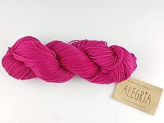 Manos Del Uruguay - Alegria Knitting Yarn - Cactus Flower (# A2193)