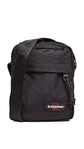 Eastpak The One Umhängetasche, 21 cm, 2.5 L, Schwarz (Black)