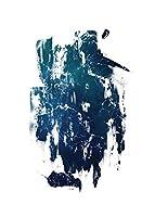 ZLFPTT モダンな風景写真引用家の装飾家の装飾ノルディックキャンバス塗装ミニマリストアートポスターとリビングルームの印刷 (Color : E, Size (Inch) : 40x60cm(no frame))