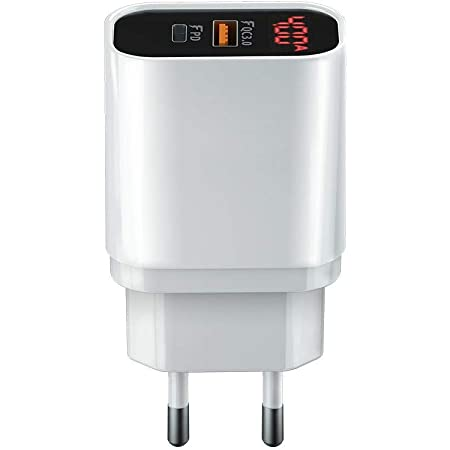 Forever Qc Pd Usb C Ladegerät 20w Quick Charger Elektronik