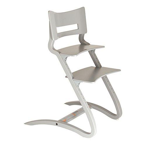 リエンダーハイチェアベビーチェア【グレー300000-09】木製ベビー軽い椅子いす[並行輸入品]