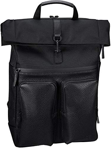 Jost Oslo Courier Backpack Black