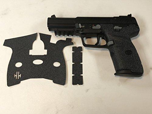 Handleitgrips FN 5.7 Rubber Gun Grip Enhancement Gun Parts Kit, Black