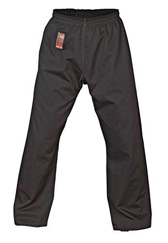 Ju-Sports Karatehose schwarz