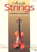 Strictly Strings: Violin Book 1 by O'Reilly, John, Dillon, Jacquelyn, Kjelland, James (1992) Paperback