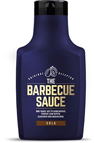 The Barbecue Sauce - COLA - BBQ Sauce auf Pflaumenbasis - 490g