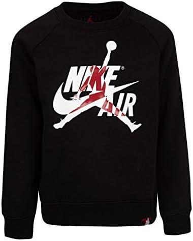 Nike Jumpman Classics Crew Sudadera para Niño - 956287-023