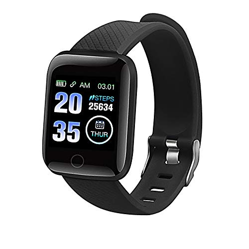 Smart Watch, 1.33' Touch Screen Smartwatch, Activity Trackers with Heart...