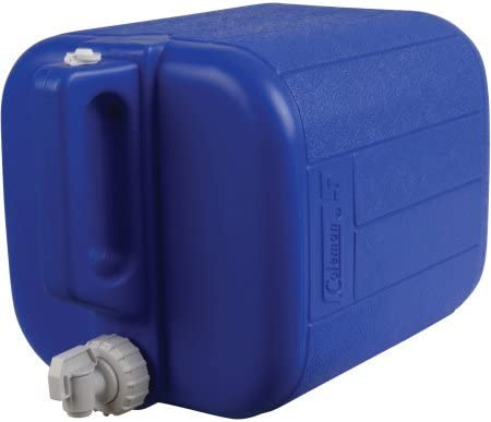 Max 66% OFF Coleman 5-Gallon Water Carrier Pack 3 of Very popular