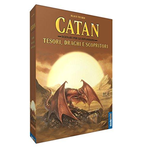 Giochi Uniti gu555–Catan: Tesori, dragones y scopritori , color/modelo surtido