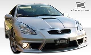 Brightt Duraflex ED-ETK-377 TD3000 Front Bumper Cover - 1 Piece Body Kit - Compatible With Celica 2000-2005