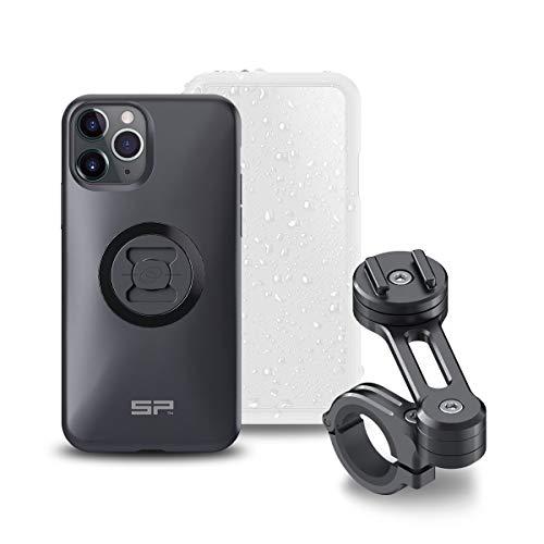 SP Connect 688000-00-923-EH SP Moto Bundle iPhone 11 Pro, Schwarz, Set of 5