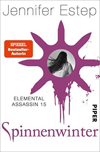Spinnenwinter (Elemental Assassin 15)