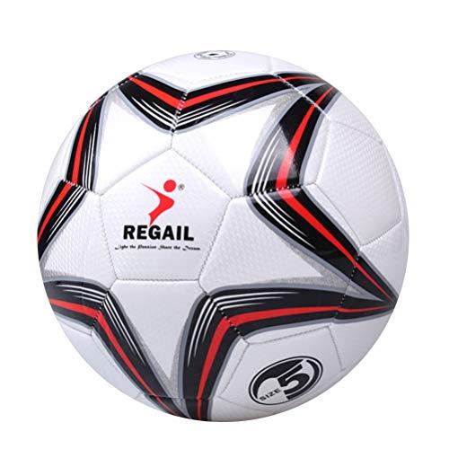 BESPORTBLE Balón de Fútbol Tradicional Balones de Fútbol para Niños para Práctica de Ejercicio de Entrenamiento Al Aire Libre
