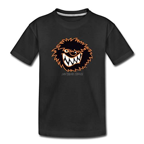 Die Wilden Kerle Kerl Porträt Kinder Premium T-Shirt, 110-116, Schwarz