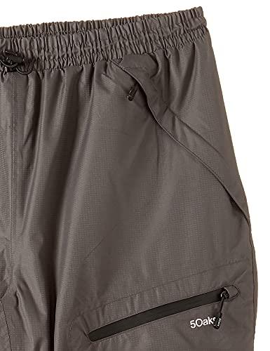 5Oaks Men's Waterproof Comfort-Fit Rain Over Pants...