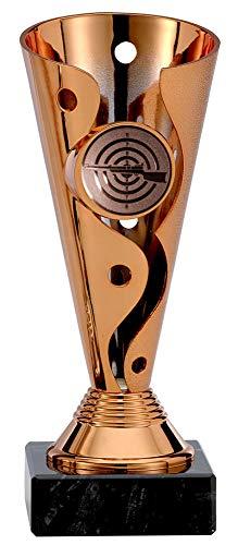 Schützenpokale 3er Serie A100-SCH Bronze