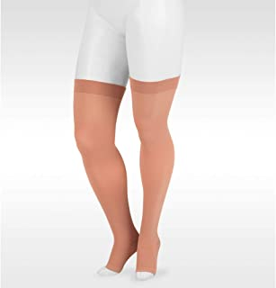 Juzo Dynamic Varin 3512 Thigh-High Compression Sock 30-40mmhg with Silicone Top Band