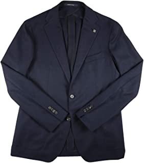 [50] [TAGLIATORE] タリアトーレ ジャケット メンズ ネイビー 紺 ヴァージンウール100% 1SMC22K [21712] [並行輸入品]
