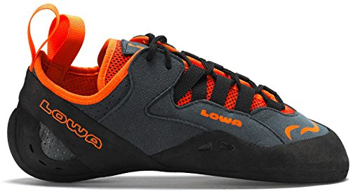 Lowa Falco Lacing, 13.0UK/48.5 EU, anthrazit/orange