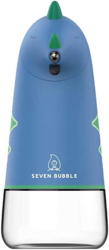 Seven Bubble Auto Soap Dispenser 275ml Dinosaur Max 64% Sales for sale OFF 9.3oz Cartoon