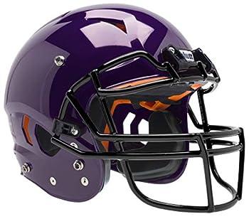 Schutt Sports Vengeance A9 Youth Football Helmet  Facemask NOT Included  Purple L/XL
