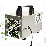 O3 Compact Prime -Generador de ozono Industrial 36.000 MG/h 220v, Limpiador de ozono, Dispositivo de ozono para Habitaciones, Humo, Coches y Mascotas.Tecnologia Honey-Comb-Tec © (36.000 MG/h Prime)