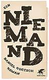 Ein Niemand: Roman