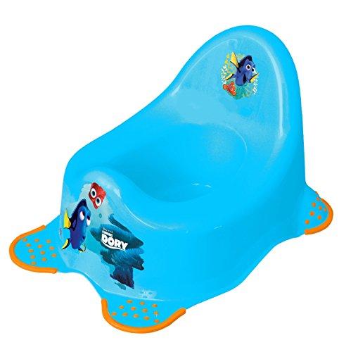'keeeper 1867062512500Adam'Finding Dory babytopf con funzione antiscivolo, Blu