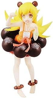 一番くじ 〈物語〉シリーズ~おやつタイム~ B賞 チョコレートver. 忍野忍フィギュア(プライズ)