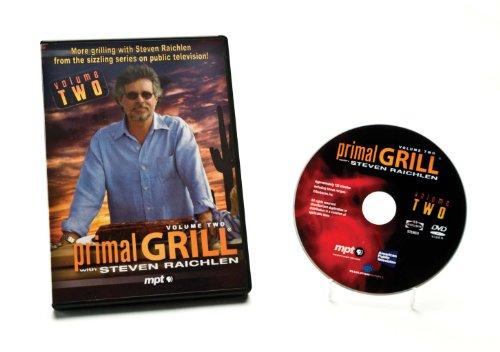 Steven Raichlen Primal Grill with DVD/2, Mehrfabihg