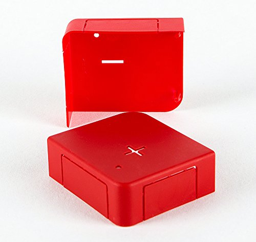 Batterie Polabdeckung Pol Schutzkappe Kappen + Plus - Minus Abdeckung Isolierkappe PKW KFZ