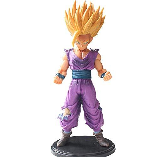 ymdmds High 20cm Dragon Ball Gohan Goku Super Saiyan Sculpture Gift...