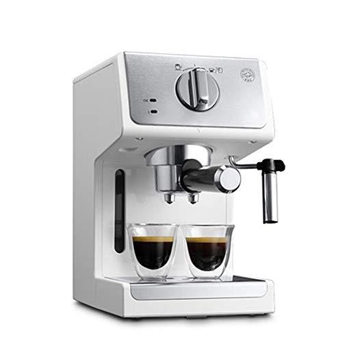 Huishoudelijke Koffiemachines, Koffiemachine Italiaanse Thuis Kleine Kantoor Volledige Semi-Automatische Stoom Melk Schuim Timer Koffiemachine Makkelijk schoon te maken