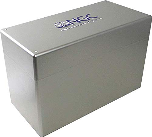 NGC Plastic Storage Box for 16 Oversize Slab Coin Holders