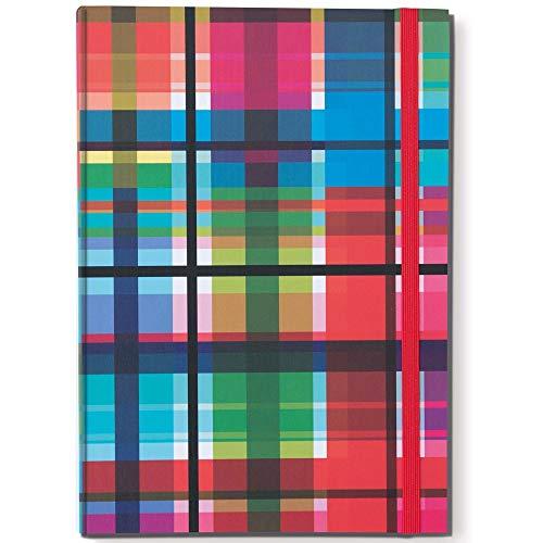 Remember Notizbuch DIN A4 mit Gummiband Zigzag x 21 x 29,7 x 1,5 cm