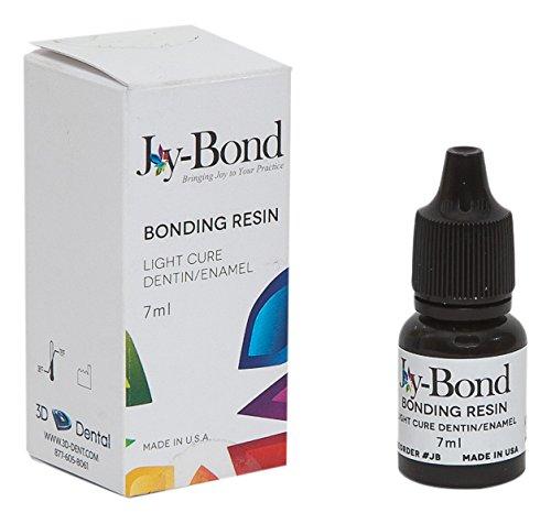 3D Dental JB Joy-Bond Adhesive, 7 mL Bottle