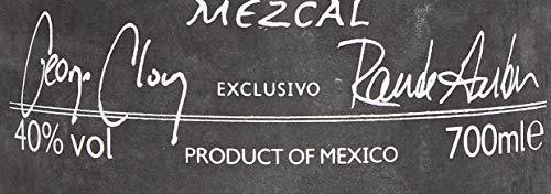 Casamigos Mezcal Joven Blanco, Premium Mezcal aus 100% Agave (1 x 0.7 l) - 4