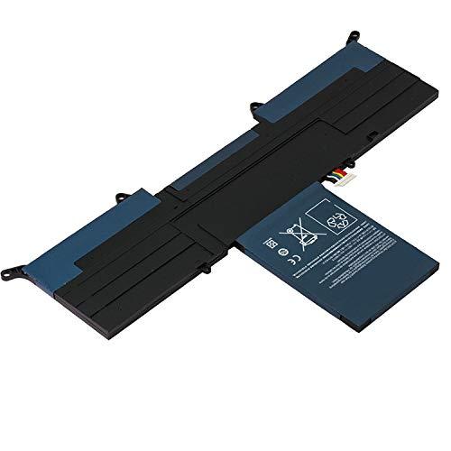 Backupower vervangende AP11D3F accu compatibel met Acer Aspire C720 C720P S3-MS2346 Ultrabook S3-331 S3-371 S3-951 S3-391-6407 S3-951-6828 S3-391-6423 S3-391-9695 S3-391-6448