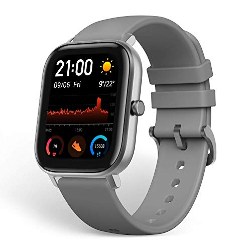 Huami Amazfit GTS Smart Watch(Lava Grey)