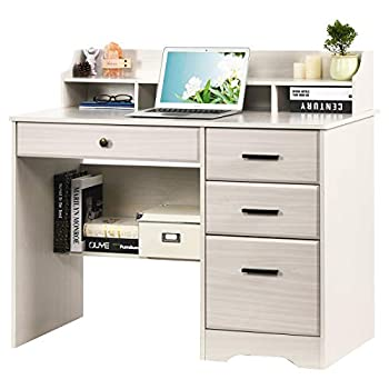 Best desk table with drawers Reviews