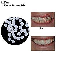 歯科メイク入れ歯は、マテリアル義歯ケアを充填歯を白くする歯の欠落一時歯自家製の入れ歯を修正しました,30g bottle