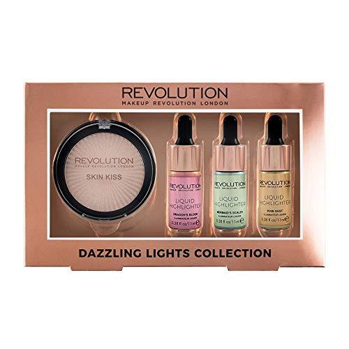 Makeup Revolution - Set de Iluminadores Dazzling Lights Collection