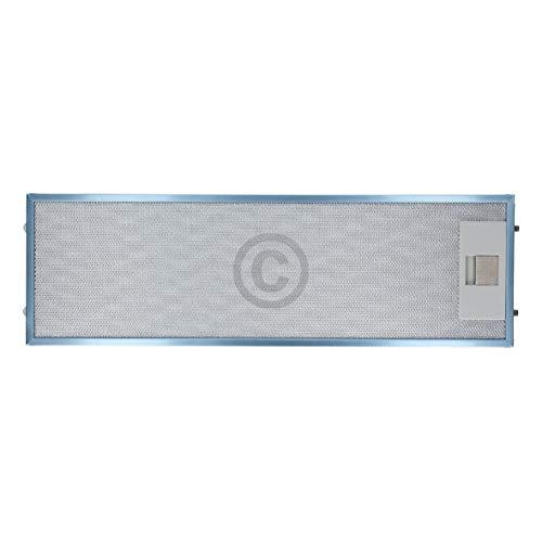 DL-pro Filtro de grasa de metal para campana extractora AEG Electrolux 405534414/9 4055344149 Elica GRI0112374A
