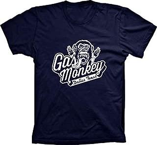 Camiseta Gas Monkey Dallas Texas
