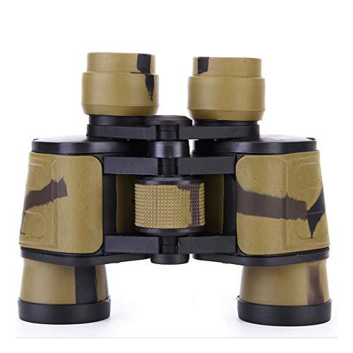XL- 8x40 verrekijker, compact HD professional/daily waterdichte telescoop voor volwassenen vogelobservatie Travel Football BAK4 Prisma Desert camouflage